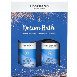 Tisserand Dream Bath Gift Set