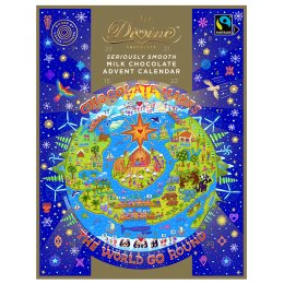 Divine Milk Chocolate Advent Calendar 85g