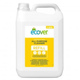 Ecover All Purpose Cleaner Refill - Lemongrass & Ginger - 5L