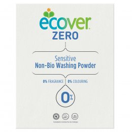 Ecover Zero Sensitive Non-Bio Washing Powder - 1.875kg - 25 Washes