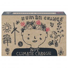 The Bath House Human Change Soap Bar - 100g