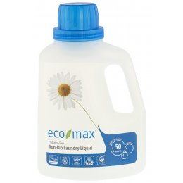 Eco-Max Non-Bio Laundry Detergent - Fragrance Free - 1.5L - 50 Washes