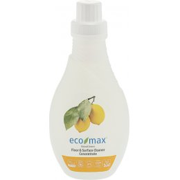Eco-Max All Purpose& Floor Cleaner Concentrate - Lemon - 1.05L