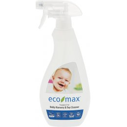 Eco-Max Baby Nursery & Toy Cleaner - Fragrance Free - 710ml