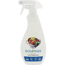 Eco-Max Fruit & Vegetable Wash - 710ml