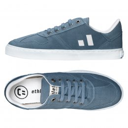 Ethletic Fairtrade Root Sneaker - Workers Blue