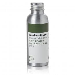 Conscious Skincare Sweet Almond Oil - 100ml