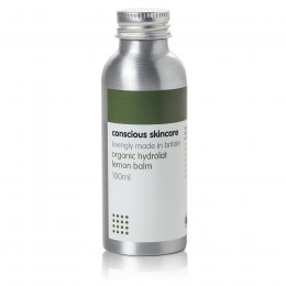Conscious Skincare Lemon Balm Toner with Pump - 100ml