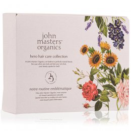 John Masters Organics Hero Hair Care Collection