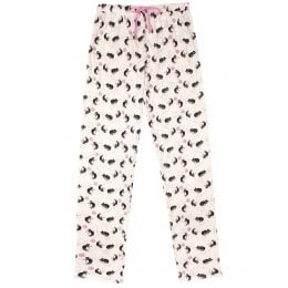 People Tree Cat Print Pyjama Trousers