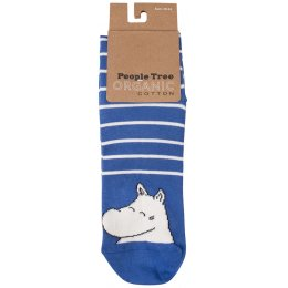 People Tree Moomin Stripe Socks