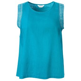Nomads Sea Crochet Cotton Vest