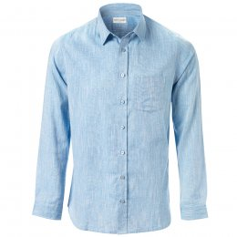 Nomads Sky Textured Long Sleeve Shirt