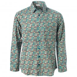 Nomads Storm Check Long Sleeve Shirt