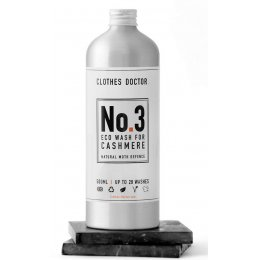 Clothes Doctor No.3 Eco Wash for Cashmere & Wool 500ml