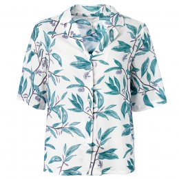 Thought Olivia Organic Cotton Pyjama Shirt
