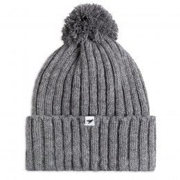 Trail Bobble Hat - Grey