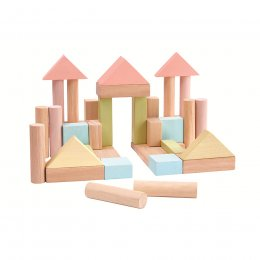 Plan Toys 40 Piece Building Blocks