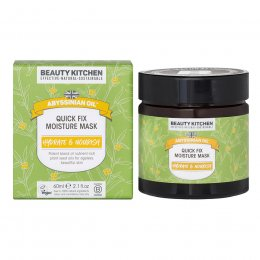 Beauty Kitchen Abyssinian Oil Quick Fix Moisture Mask - 60ml