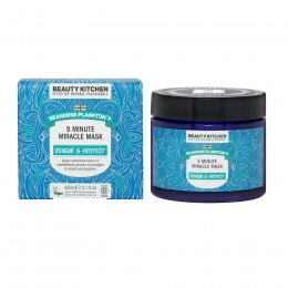 Beauty Kitchen Seahorse Plankton   5 Minute Miracle Mask - 60ml