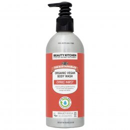 Beauty Kitchen The Sustainables Citrus Burst Organic Vegan Body Wash - 300ml