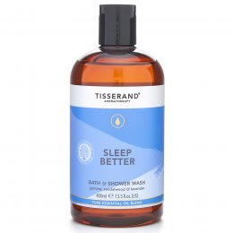 Tisserand Sleep Better Bath & Shower Wash - 400ml