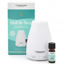 Tisserand Total De-Stress Aroma Spa Diffuser & Oil