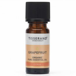 Tisserand Organic Grapefruit Essential Oil - 9ml