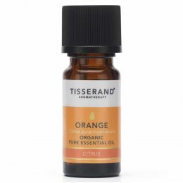 Tisserand Organic Orange Essential Oil - 9ml