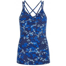 Asquith Bamboo & Organic Cotton Conquer Cami - Japanese Floral