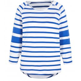 Asquith Bamboo Boogie Tee - Striped