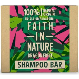 Faith in Nature Shampoo Bar - Dragonfruit - 85g
