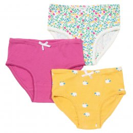 Kite Wildflower Briefs - Pack of 3