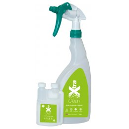 Aqua Air Xtra Clean Concentrated Multi Surface Cleaner with Bottle - 100ml