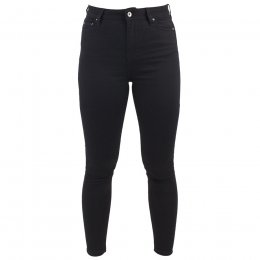 Monkee Genes Ruby High Waisted Skinny Jeans - Black