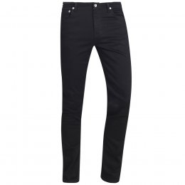 Monkee Jeans Dean Slim Jeans - Black
