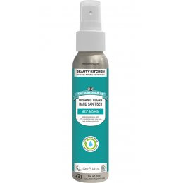 Beauty Kitchen Organic Vegan Hand Sanitiser - 100ml