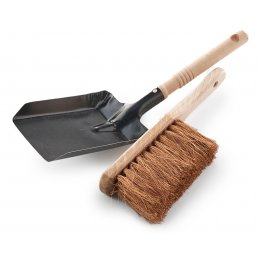 ecoLiving Dust Pan & Brush