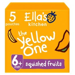 Ellas Kitchen The Yellow One Multipack - 5 x 90g