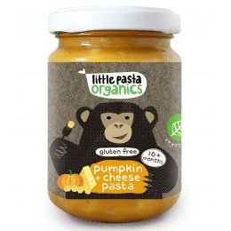 Little Pasta Organics Cheesy Pumpkin & Pasta - 180g