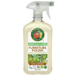 Earth Friendly Furniture Polish - 500ml