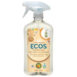 ECOS Furniture Polish & Cleaner - 500ml