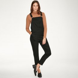 Thought Ottoline Dungarees - Black