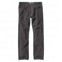 Patagonia Straight Fit Cords - Forge Grey