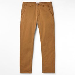 White Stuff Portland Textured Organic Chinos - Regular