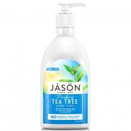 Jason Tea Tree Liquid Hand Soap - 473ml