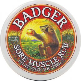 Badger Balm Sore Muscle Rub 21g