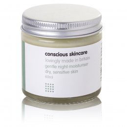 Conscious Skincare Gentle Night Cream - 60ml
