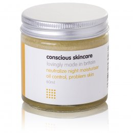 Conscious Skincare Neautralize Night Cream - 60ml