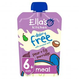Ellas Kitchen Dairy Free Pear & Fig Porridge - 100g